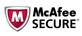 3. McAffee Secure