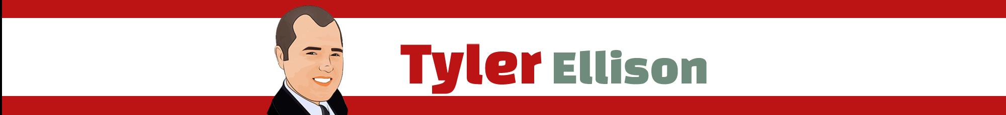 Tyler Ellison's Blog
